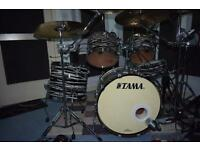 Tama Starclassic birch/bubinga 5 piece professional kit