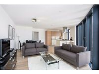 Luxury 3 Bed 2 Bath Apartment in Stratford, Close to the Station, 1210 Sq Ft., Private Balcony- VZ