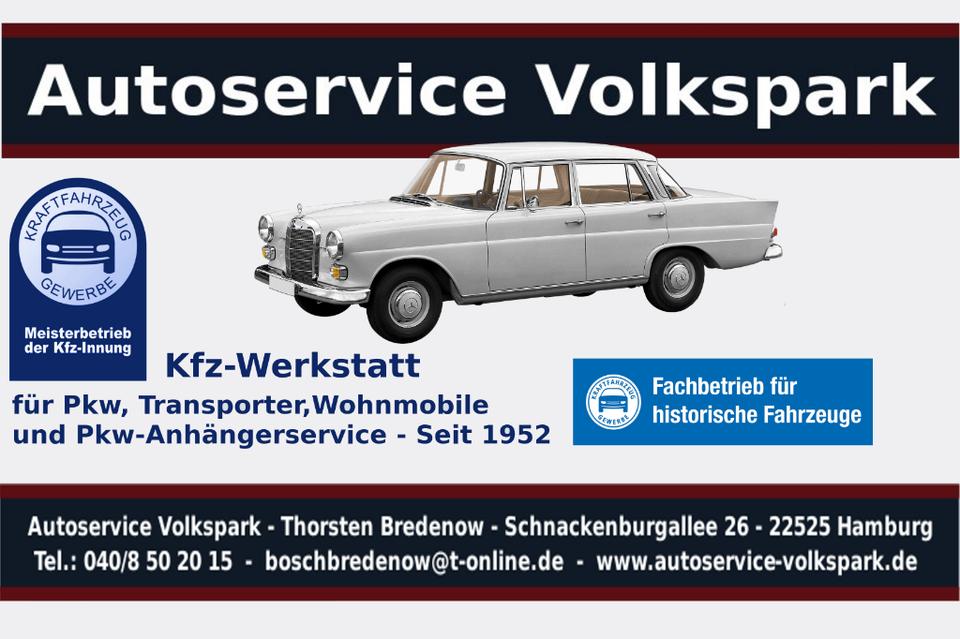 Fachbetrieb für historische Fahrzeuge in Hamburg in Eimsbüttel - Hamburg Stellingen