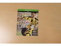 FIFA 17 Download Code for Xbox one