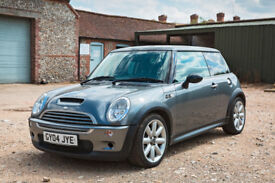 Mini Cooper S 2004 1.6 Supercharged