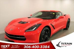 2016 Chevrolet Corvette Stingray|6.2L V8|455HP|Manual|Leather|58