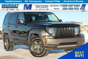 2011 Jeep Liberty Renegade*LEATHER SEATS*REAR SONAR*