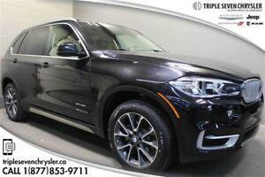 2015 BMW X5 Xdrive35i Local Trade IN!