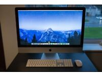 Apple iMac 27 - 16GB RAM - 1TB HD - 2.7ghz i5 - Latest OSX - 2K display (Mid 2011)