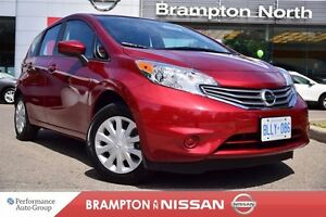 2016 Nissan Versa Note SV *Dealership Demo, Rear View Monitor,Bl