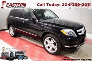 2015 Mercedes-Benz GLK-Class LUXURY SUV AWD LEATHER POWER MOONRO