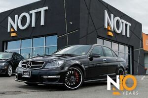 2013 Mercedes-Benz C-Class 63 AMG Performance Pkg Plus Premium w