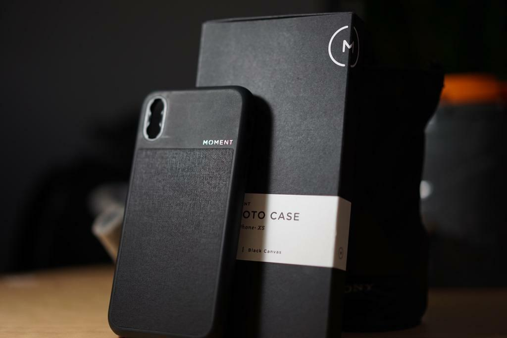 size 40 cac1c 12d25 Moment iphone Xs case for Moment lens | in Knaphill, Surrey | Gumtree