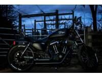 2014 Harley Davidson Iron Stage 1 883