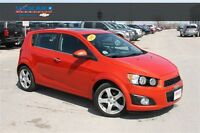 2012 Chevrolet Sonic LTZ *SUNROOF* BLUETOOTH!