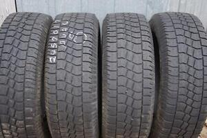 LT245/70R17 AVALNCHE EXTREM WINTER 8/32