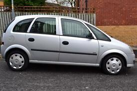 Vauxhall Meriva 1.4 i 16v Life 5dr