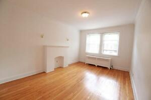 NDG- LARGE HEATED 3 1/2 - OLD ORCHARD AVE.
