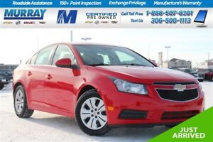 2014 Chevrolet Cruze LT*CLIMATE CONTROL,HEATED MIRRORS*