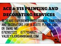 Ace & vis painting & decorating services