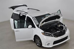 2015 Toyota Sienna SE V6 8 Passagers Portes Coulissantes Electri