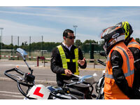Motorcycle & Scooter CBT Training, CBT Course, CBT Test, Compulsory Basic Training from £89 - LONDON