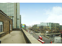 PENTHOUSE 2 DOUBLE BEDROOM APARTMENT WITH LARGE ROOF TERRACE CITY VIEWS EUSTON WARREN COURT NW1