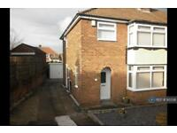 3 bedroom house in Manor Crescent, Brinsworth, Rotherham, S60 (3 bed)