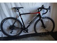 H,Q-cycle, Boardman road racer carbon forks