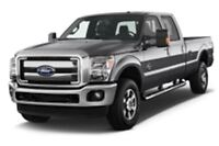 2011 Ford F-350 CREW CAB 4X4 DIESEL A/C MAGS