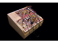 "BASTL Modular Synthesizer ""Rumburak"" Drum Machine/Granular Sampler"