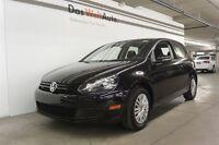 2013 Volkswagen Golf 2.5L Trendline 38900km, A/C, Sieges Chauffa