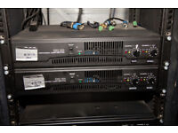QSC RMX 850 Power Amplifier