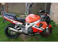 1997 Honda fireblade cbr900rr cbr 900 rr