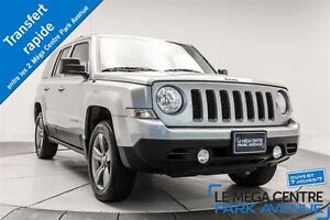 2015 Jeep Patriot HIGH ALTITUDE * CUIR, TOIT, 4X4, BANCS CHAUFF.