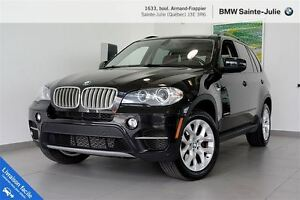 2012 BMW X5 35d Executive + Diesel + Navigation