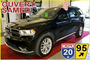 2016 Dodge Durango Limited * DVD * CUIR * TOIT *
