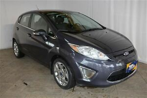 2013 Ford Fiesta TITANIUM WITH LEATHER & MOONROOF
