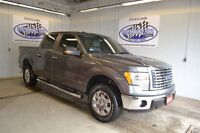 2012 Ford F-150 XLT~~~4X4 AND 5.0L CREW CAB~~~