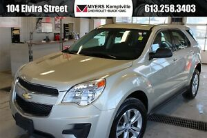 2014 Chevrolet Equinox LS - Lifetime Powertrain - Local trade!
