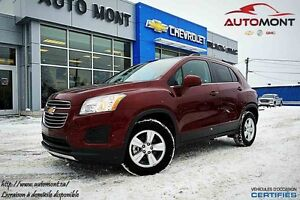 2016 Chevrolet TRAX AWD LT / AWD / TOIT OUVRANT / CAMÉRA RECUL
