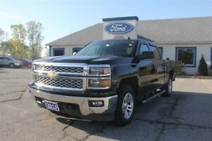 2014 Chevrolet Silverado 1500 LT BLUETOOTH 4X4 5.3L BACKUP CAM