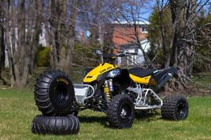 2012 CAN AM DS MX 450
