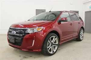 2013 Ford Edge Sport - Navigation, Leather, AWD, Sunroof