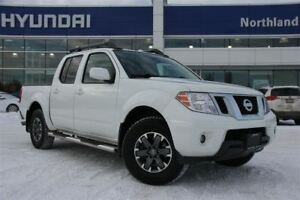 2014 Nissan Frontier PRO-4X/Leather/4X4/Heated Seats/USB