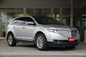 2011 Lincoln MKX AWD Luxury Crossover Panoramic Roof Local Trade