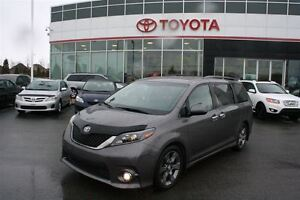 2015 Toyota Sienna SE 8 Passagers **CUIR** WOW 18 513