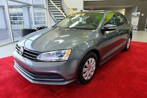 2015 Volkswagen Jetta 2.0L Trendline+ PLUS Bluetooth Camera Recu