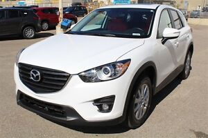 2016 Mazda CX-5 *BRAND NEW* AWD RED LEATHER NAV SUNROOF LOADED