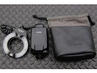 Canon Ring Flash MR14 EX