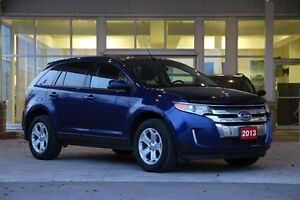 2013 Ford Edge SEL FWD V6 Certified Pre-Owned Vehicle