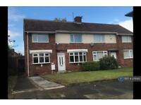 2 bedroom house in Romford Road, Stockton On Tees, TS19 (2 bed)