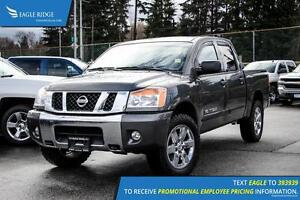 2010 Nissan Titan SE AM/FM Radio and Air Conditioning
