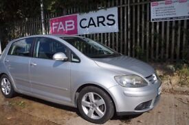 Volkswagen Golf Plus 1.4 TSI Sport petrol 5dr low tax low insurance